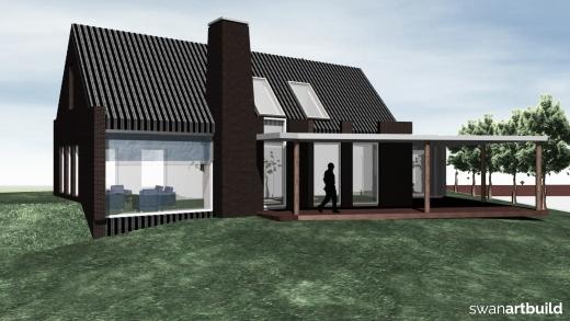 Stedenbouwkundig ontwerp kavels vrijstaande en geschakelde woningen Schagen