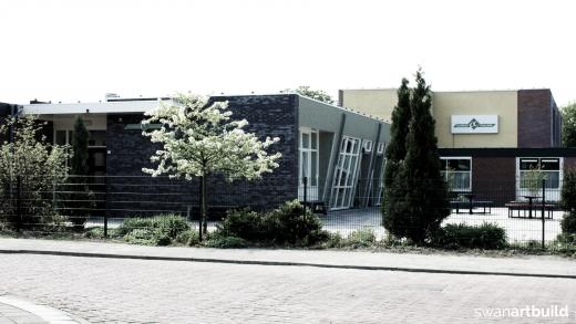 Uitbreiding Clusius College Grootebroek