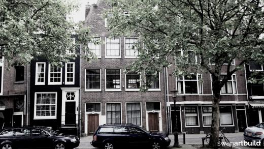 Renovatie 4 appartementen Lijnbaansgracht  248-249 Amsterdam