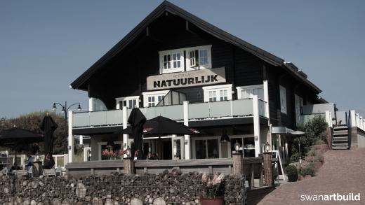 Verbouw restaurant Natuurlijk Egmond aan Zee