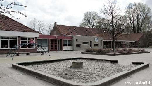 Verbouwing uitbreiding Pater Jan Smit school Heerhugowaard