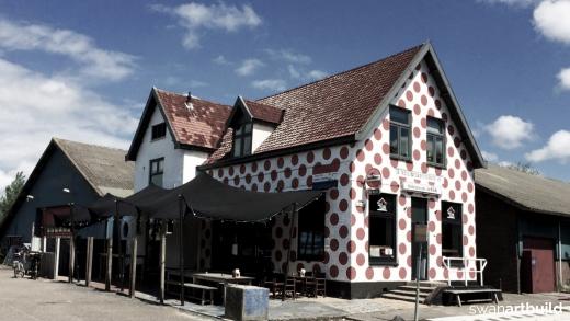 Verbouw Bolletjescafé de Klok te Warmenhuizen